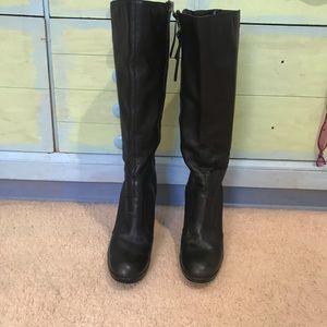 Vera Wang Tall Heeled Boots